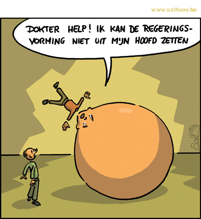 Is het nu regeringsvorming of regergernisvorming